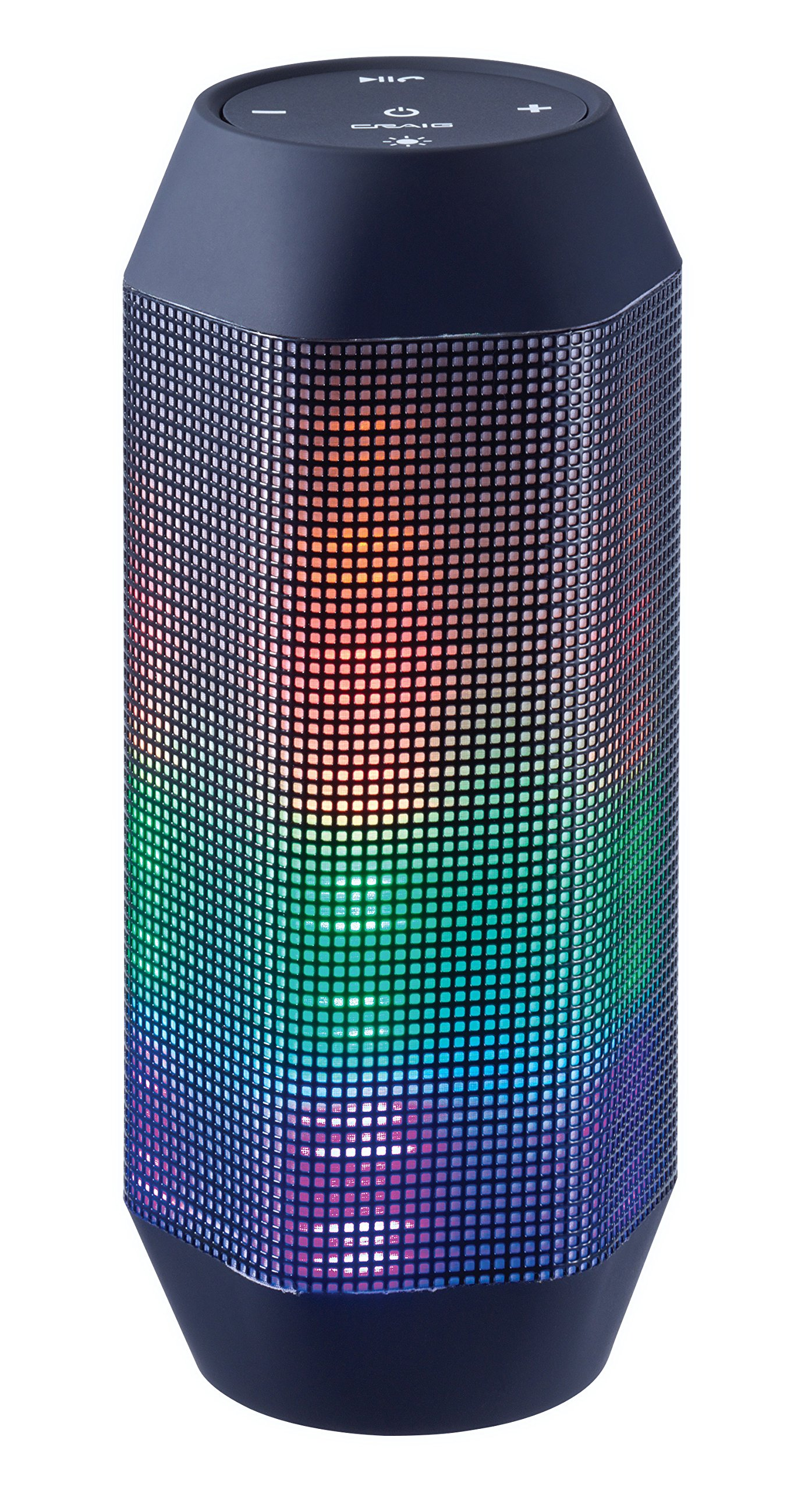 Craig Electronics CMA3594-OD Stereo Portable Speaker with...