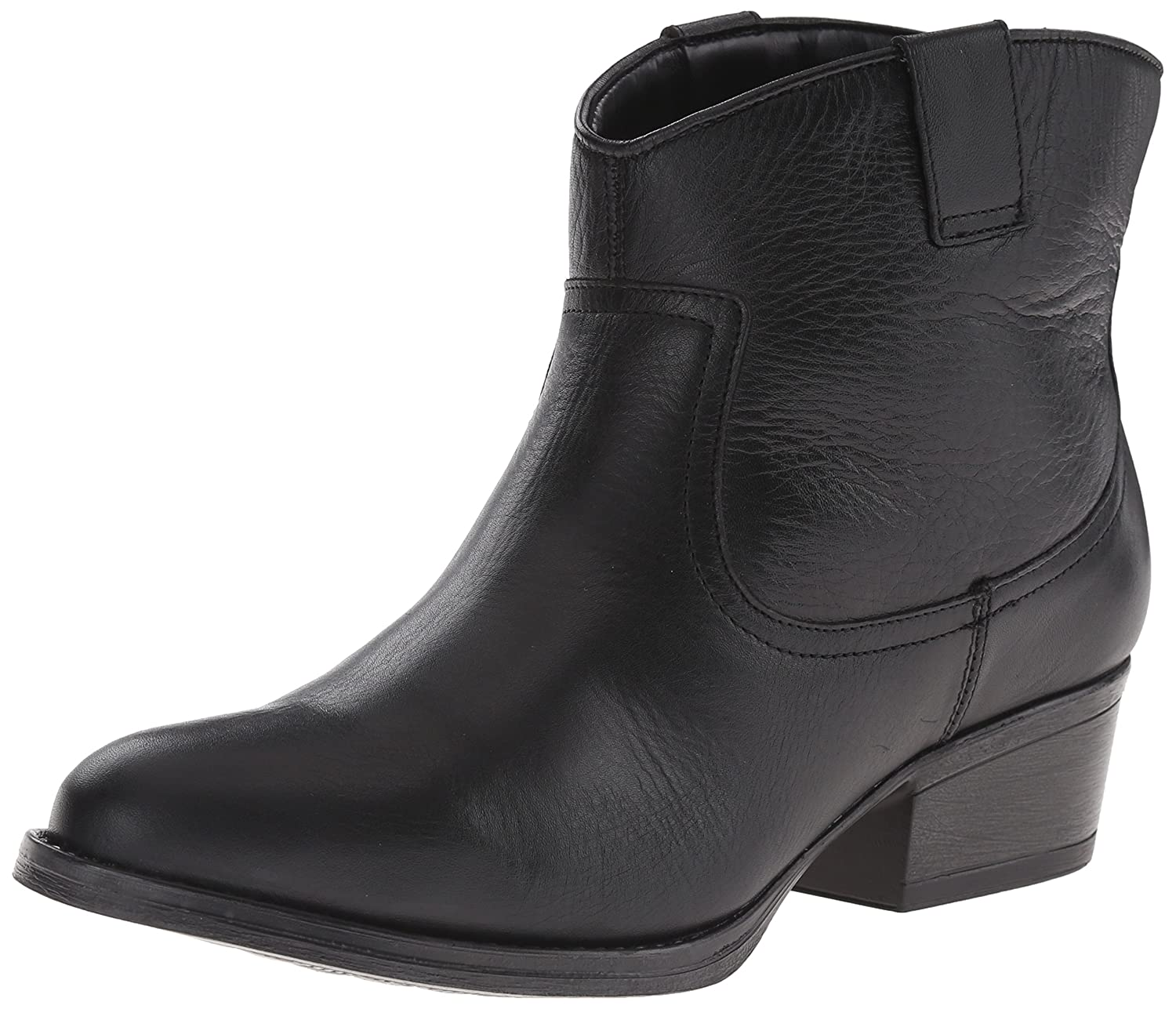 Kenneth Cole REACTION Women's Hot Step Western Boot B00WRI17Y6 10 B(M) US|Black