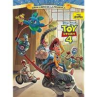 Toy Story 4. Gran libro de la película (Disney. Toy Story 4)