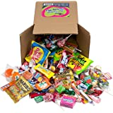 Your Favorite Party Mix Of Brand Name Candy! - 3 Pounds Of Gold Bears, Tootsie Rolls, Skittles, Lemon Heads, Jaw Buster's & More By Snackadilly