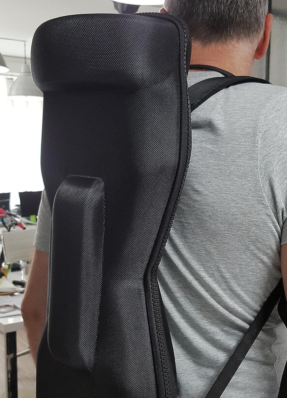 Urbango URBANBAG 6,5'' - Bolsa de transporte para hoverboard, color negro