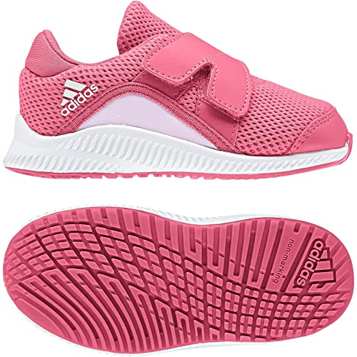 finest selection ac966 52397 adidas Fortarun X CF I, Sneakers Basses Mixte bébé, Bleu (AzutizAerorr