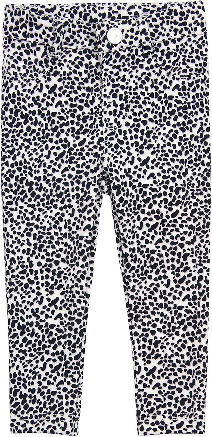 Le Chic Baby Girls Cheetah Print Pants Sizes 12M-24M
