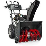 Briggs & Stratton 1024MDS Dual Stage Snowthrower Snow Thrower, 208cc