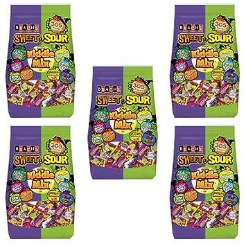 BRACHS S&S KIDDIE MIX 6/69.8 OZ SUB - Pack of 5