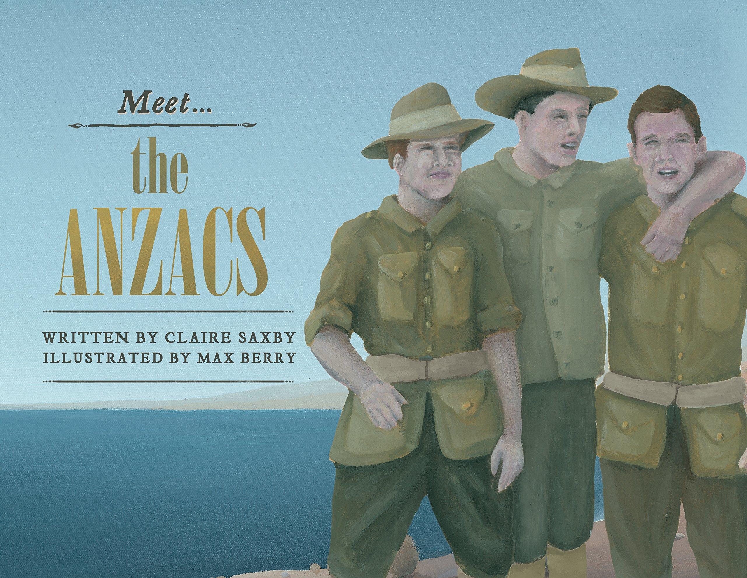 Meet the ANZACs by Random House Australia (Image #1)