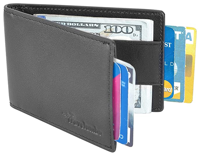 Debit card instead of a thick wallet
