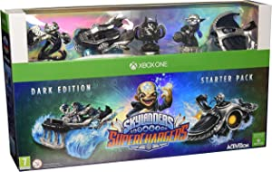 Activision Skylanders SuperChargers Dark Edition SP, Xbox One - Juego (Xbox One, Xbox One, Acción / Aventura, E10 + (Everyone 10 +))