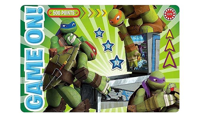 Zak diseño Tortugas Ninja