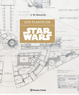 Star wars the blueprints amazon j w rinzler libros en idiomas star wars los planos sw blueprints star wars guas ilustradas malvernweather