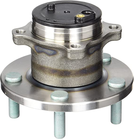 Timken HA590099 Axle Bearing and Hub Assembly