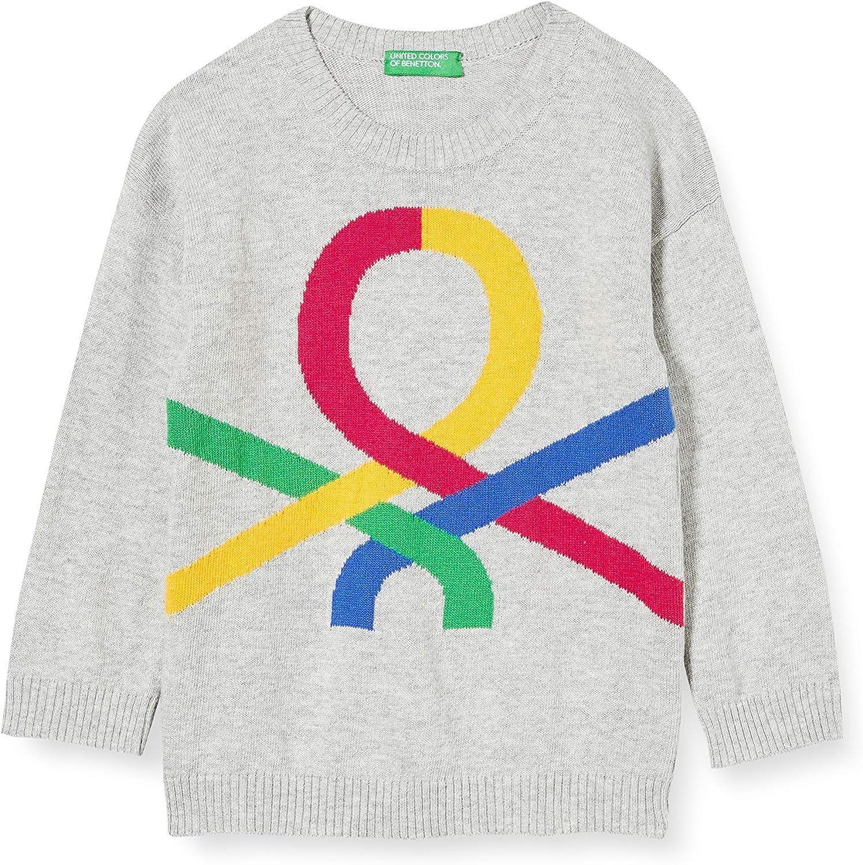 United Colors of Benetton Maglia G//C M//L Jersey para Beb/és