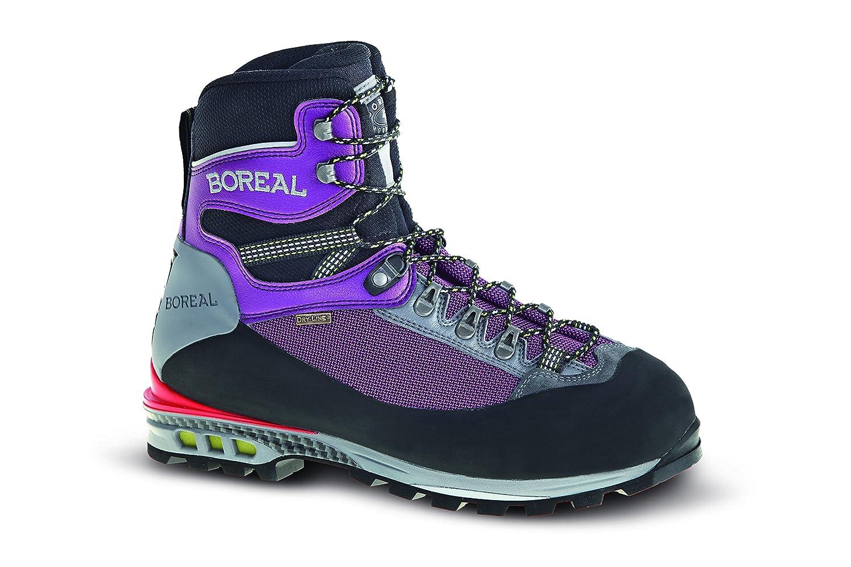 Boreal Triglav climbing boots Ladies pink/black