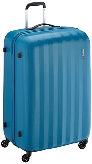 American Tourister At Prismo Ii Spinner Xl Maletas y trolleys, 82 cm, 112 L, Azul (Azul): Amazon.es: Equipaje