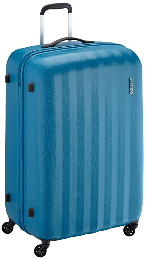 American Tourister At Prismo Ii Spinner Xl Maletas y trolleys, 82 cm, 112 L, Azul (Azul)