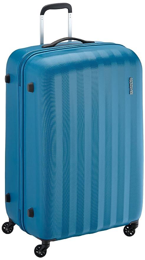 American Tourister At Prismo Ii Spinner Xl Maletas y trolleys, 82 cm, 112 L, Azul (Azul)