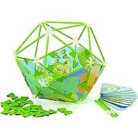 Hape Architetrix Bamboo Globe Toddler Building Set