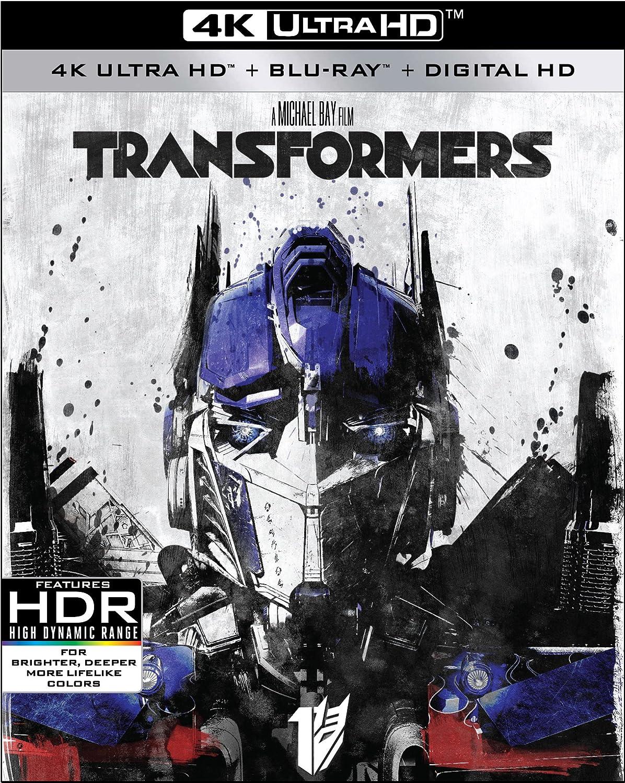 Amazon Com Transformers Blu Ray Transformers Movies Tv