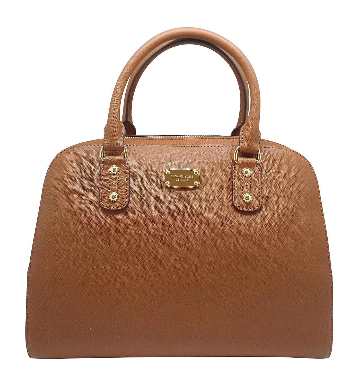 4350d17a6bcf9 Amazon.com  Michael Kors Large Satchel Luggage Saffiano Leather  Shoes