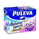 Puleva Leche Mañanas Ligeras Desnatada - Pack 6 x 1 L - Total: 6 L