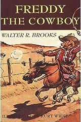 Freddy the Cowboy (Freddy the Pig Book 17) Kindle Edition