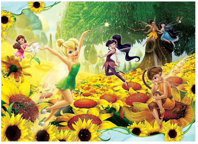 WxH Photo Papier peint Disney Fairies F/ée Clochette Fille Enfant Affiche murale 199ve 254cm x 184cm