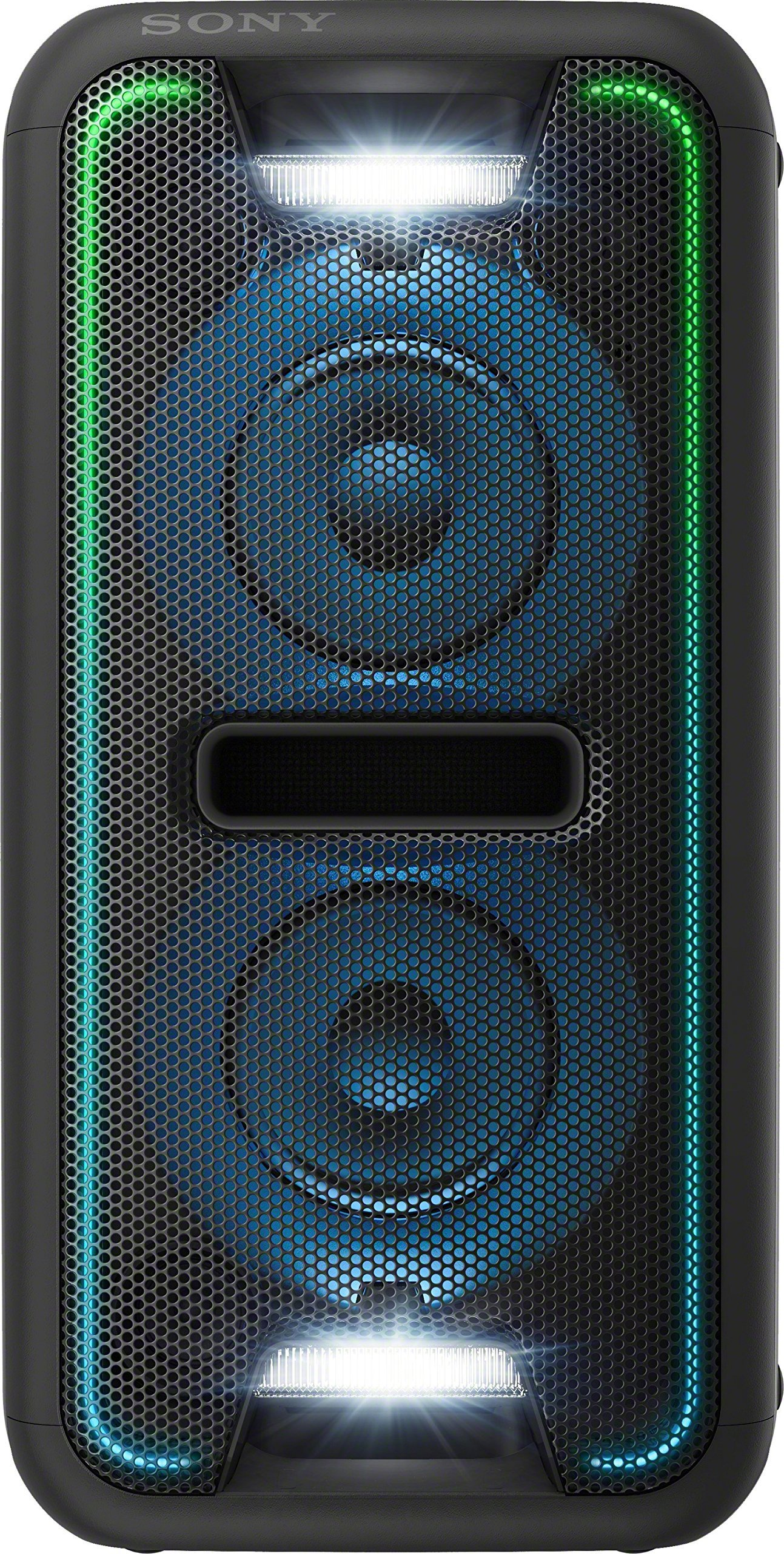 Sony GTKXB7BC High Power Home Audio System with Bluetooth (Black) (Renewed)