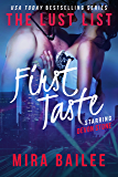 First Taste: The Lust List: Devon Stone (The Lust List - Devon Stone Book 1)