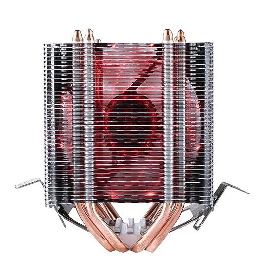 96 opinioni per upHere double tower- Dissipatore di processore con ventola da 92mm PWM -cpu