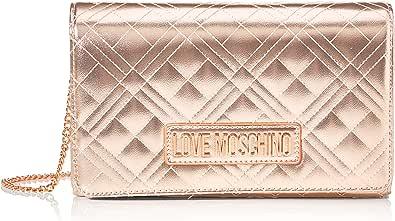 Love Moschino Jc4247pp0a, Bolso de día para Mujer, Rame, 7x14x22 Centimeters (W x H x L)