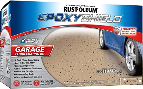 Rust-Oleum 251966 Garage Floor Kit