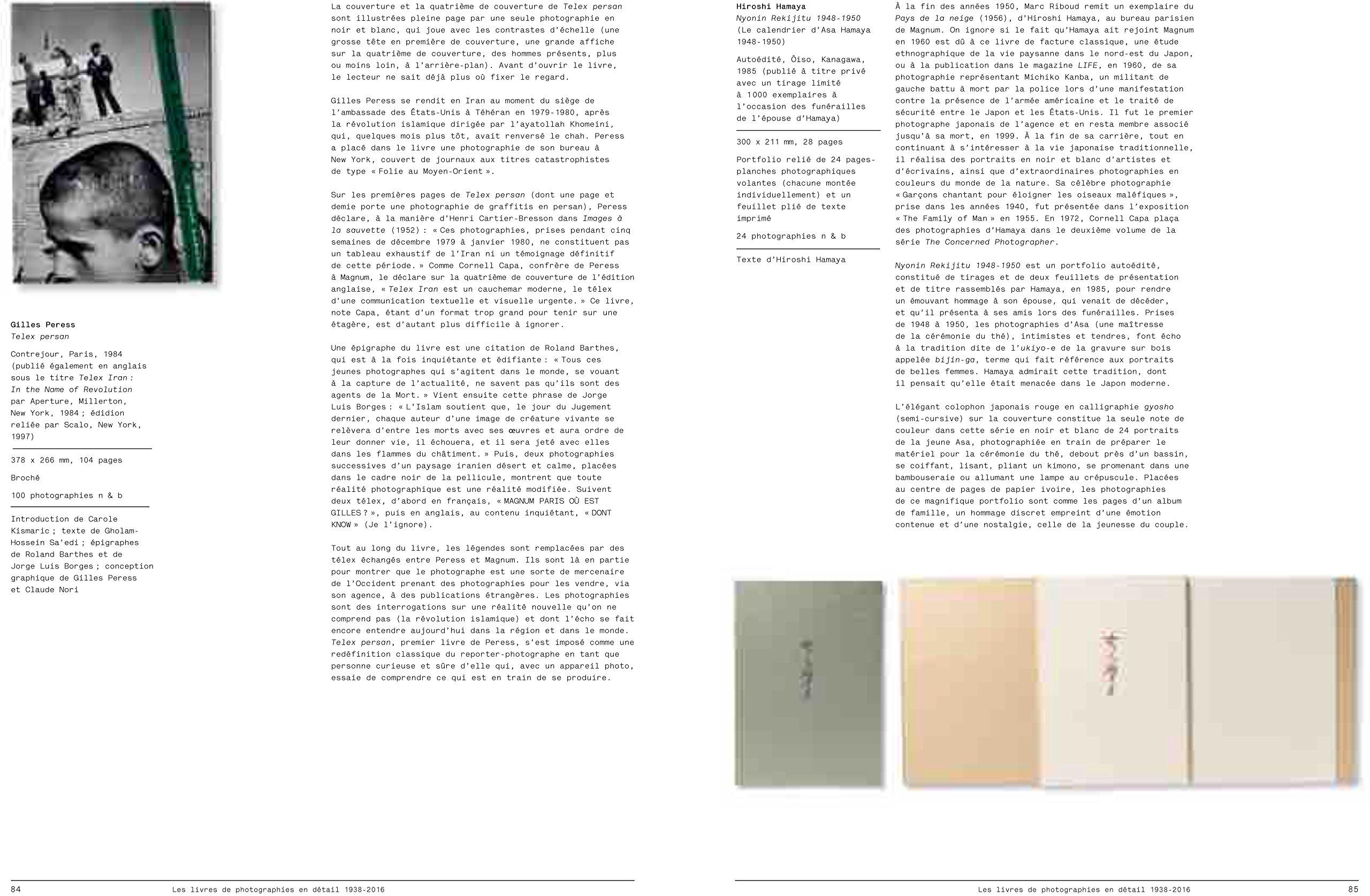 Magnum Les Livres De Photographies Le Catalogue Raisonne