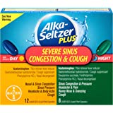 alka seltzer plus cold cough effervescent 20 count pack of 2 health personal. Black Bedroom Furniture Sets. Home Design Ideas