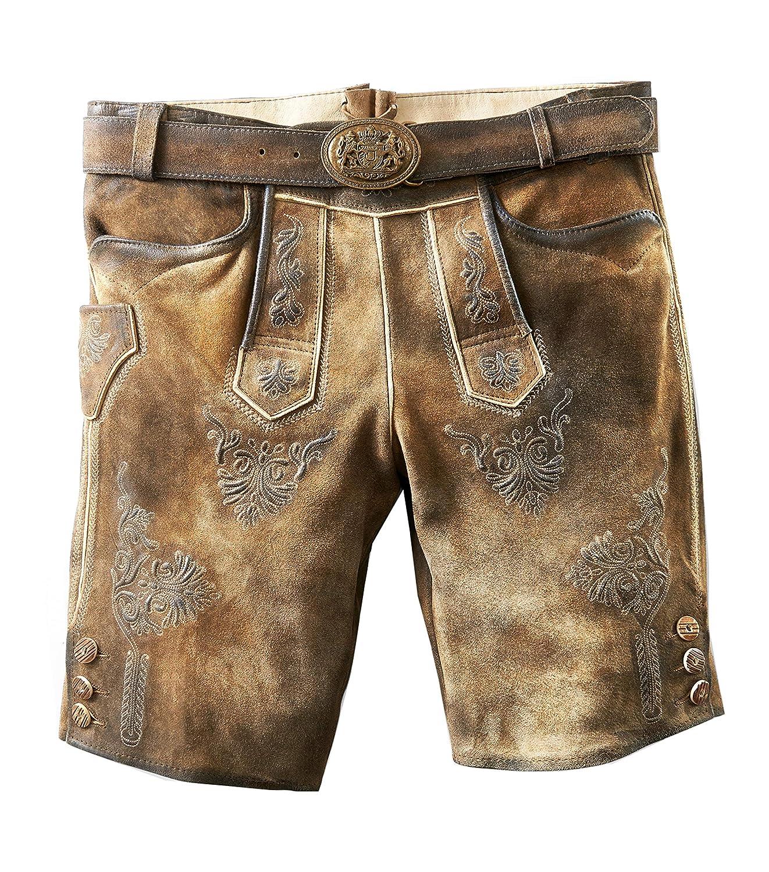 Pantalones de piel de traje, Cortos, Hombre, originales y ...