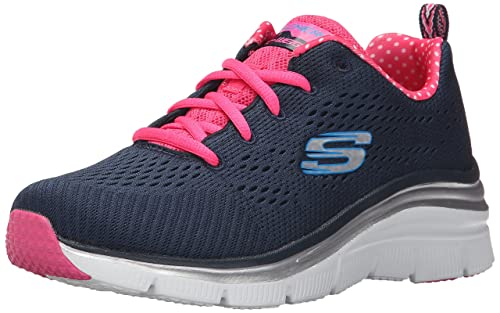 Skechers Fashion Fit-Statement Piece, Zapatillas de Deporte para Mujer: Amazon.es: Zapatos y complementos