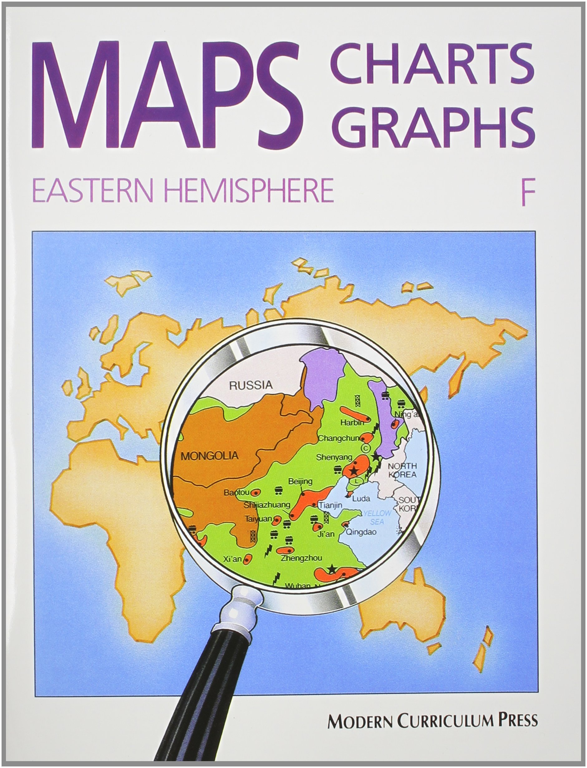 Maps, Charts, Graphs level F Student Edition