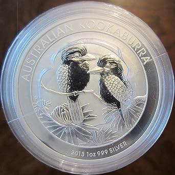 Australia & Oceania Commemorative 2009 Australian Kookaburra 1oz 999 Silver Dollar Proof Coin Sale Price