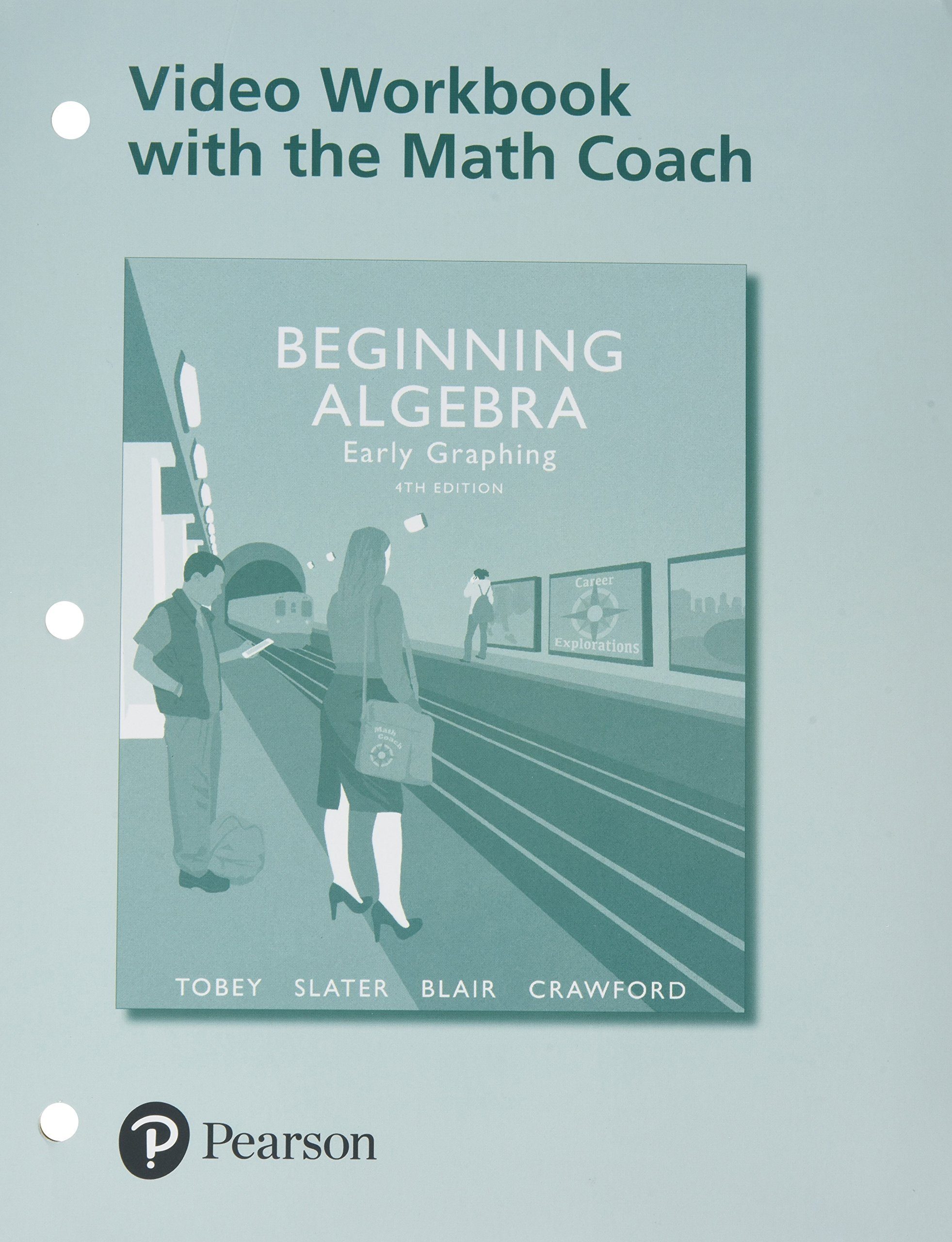 Beginning Algebra: Early Graphing PLUS Video Worksheets with the ...