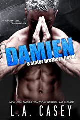 DAMIEN (Slater Brothers Book 5) Kindle Edition