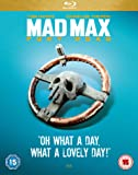 Mad Max: Fury Road [Blu-ray + Dolby Atmos + Dolby Digital] [2015] [Region Free]
