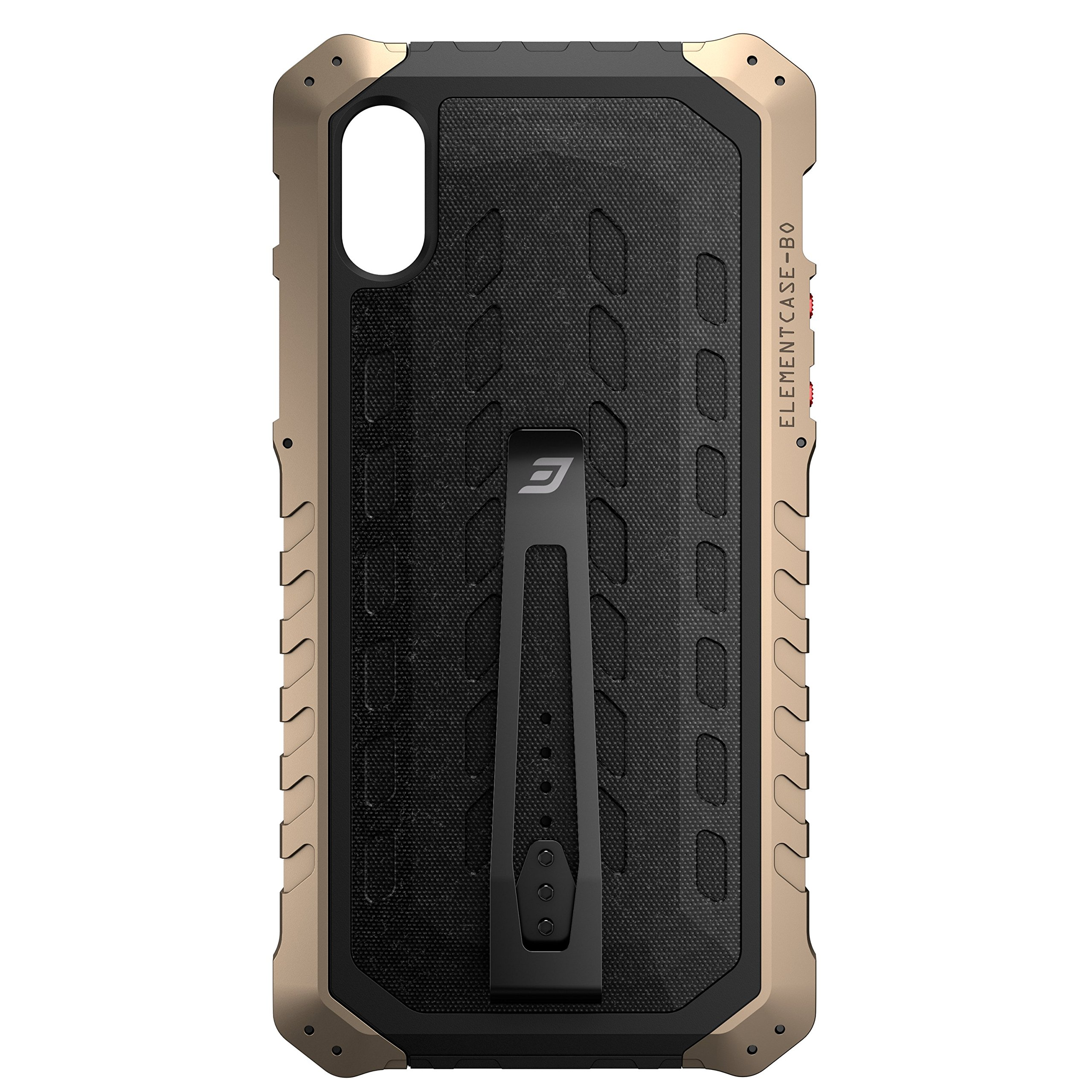 Element Case Black Ops for iPhone X (Desert Brown)