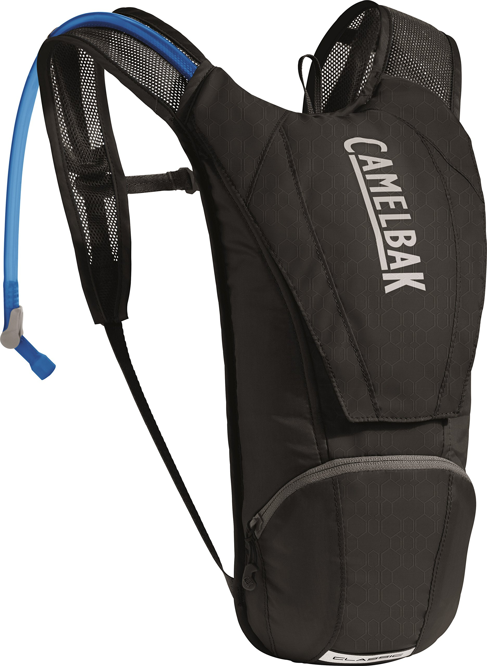 CamelBak 1121002000 Classic Crux Reservoir Hydration Pack, Black/Graphite, 2.5 L/85 oz