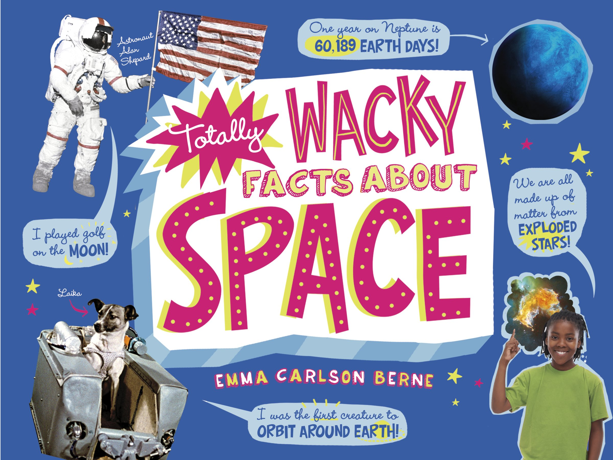 Totally Wacky Facts About Space (Mind Benders)
