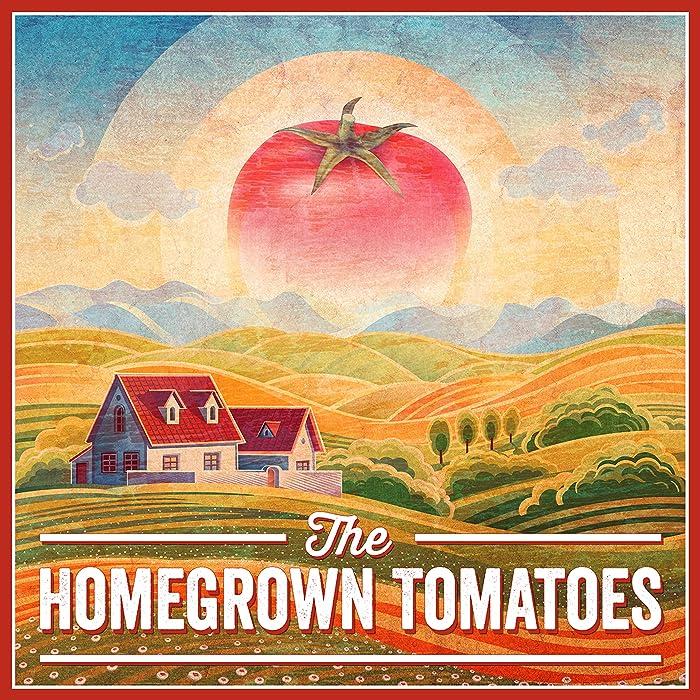 Top 4 Guy Clark Home Grown Tomatoes