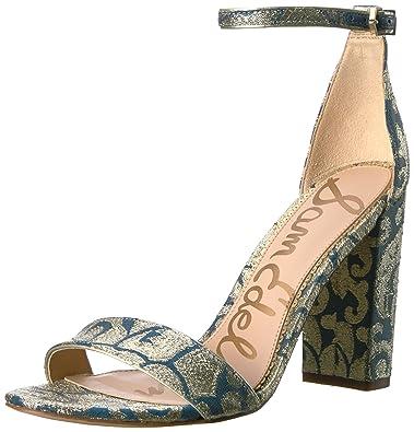 4043ab15670a Sam Edelman Women s Yaro Heeled Sandal  Amazon.co.uk  Shoes   Bags
