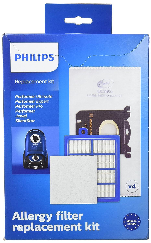 Acquisto Philips FC8060  Kit di sostituzione per Aspirapolvere Performer(Pro), Jewel e Silentstar, 6 pezzi Prezzo offerta
