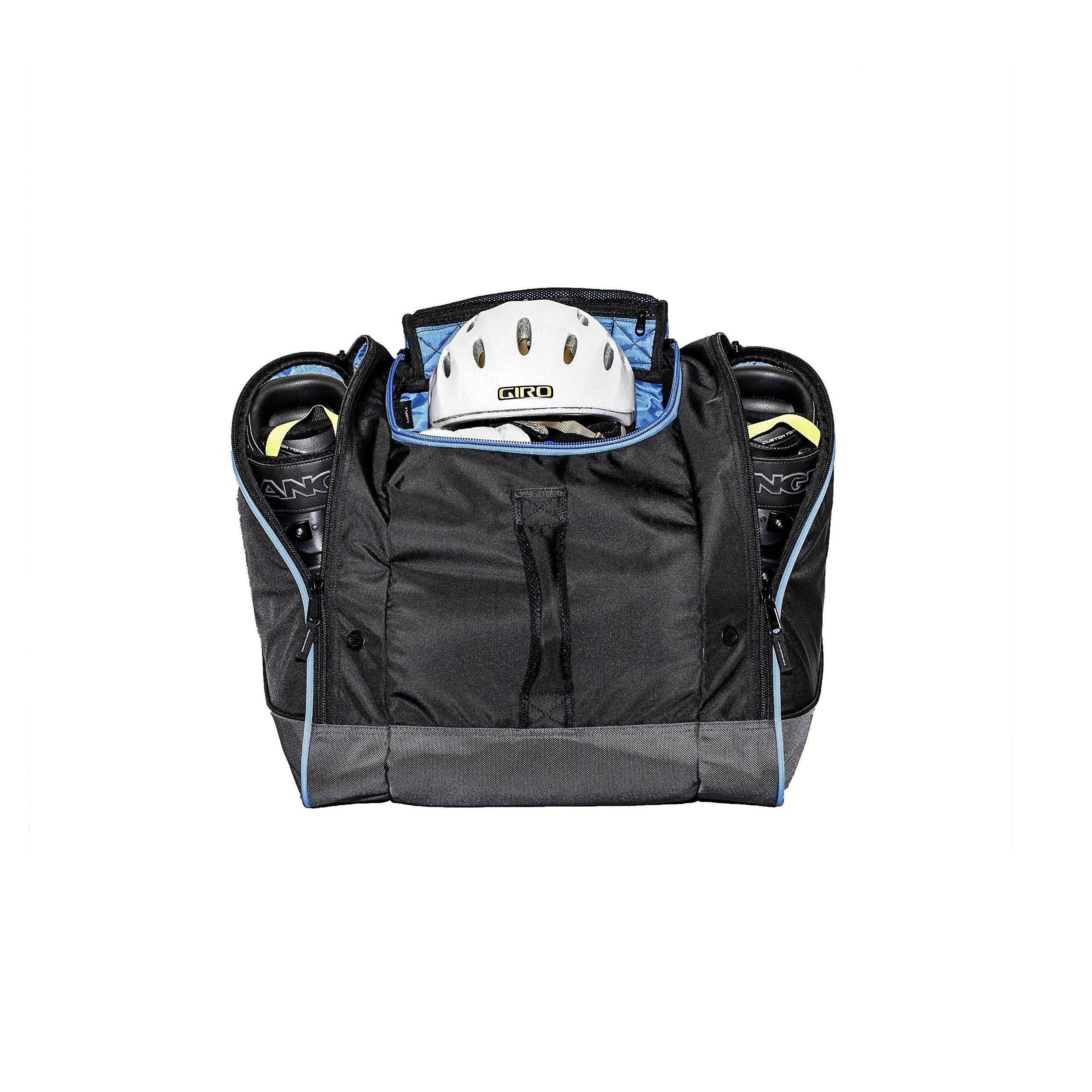 Sportube Freerider Padded Gear and Boot Bag Blue/Black by Sportube