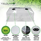 Yield Lab 7 Inch Propagation & Humidity Vented