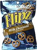 Pretzel Flipz Milk Chocolate 141 g (Pack of 2)