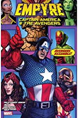 Empyre: Captain America & The Avengers Kindle Edition